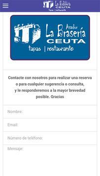 La Braseria Ceuta screenshot 6