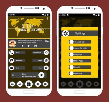 Classic Launcher 2019 - Theme Launcher Free screenshot 2