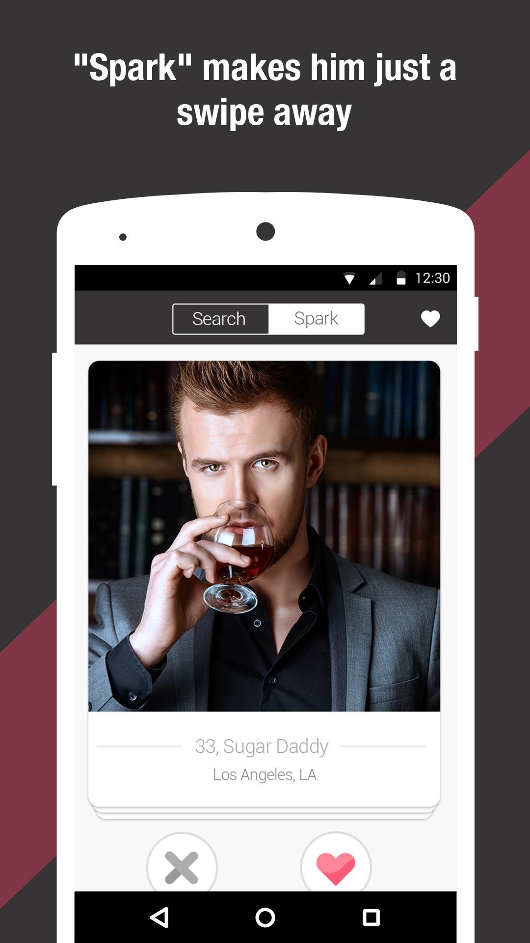 Download Sudy Gay Gay Sugar Daddy Dating Hookup App APK