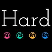 Hardness icon