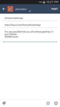 Fortune Cookie screenshot 7