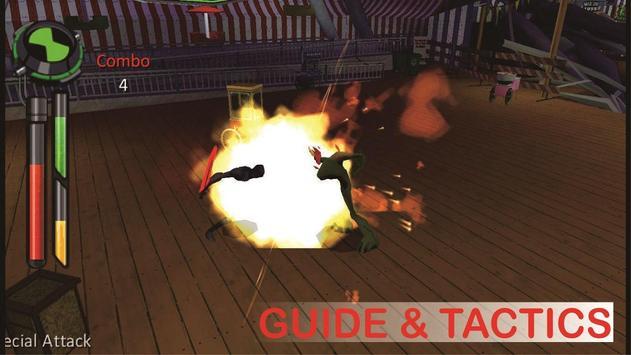 Guide Ben 10 Alien Force apk screenshot