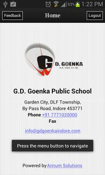 GD Goenka Public School Indore screenshot 1