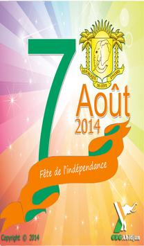 Ivoire Day 2014 poster