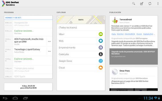 GDG DevFest BCN screenshot 4