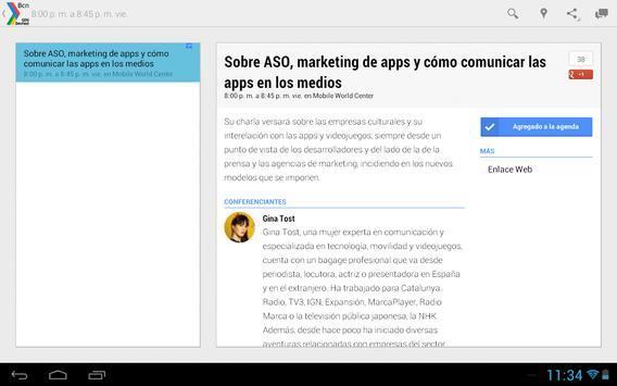 GDG DevFest BCN screenshot 6