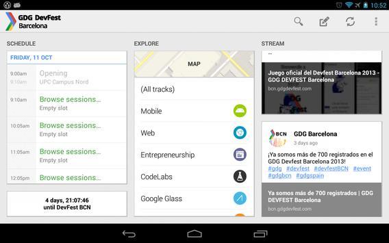 GDG DevFest BCN screenshot 7