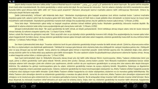 Təkfirin Ədalət Qapısı screenshot 3