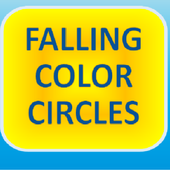 Falling Color Circles icon