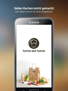 Home eat Home poster