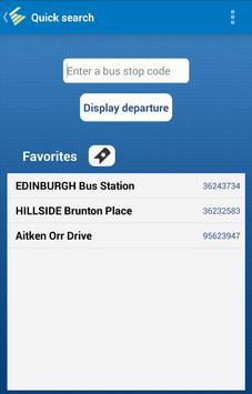 SEStran Bus screenshot 1