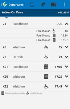 SEStran Bus screenshot 3