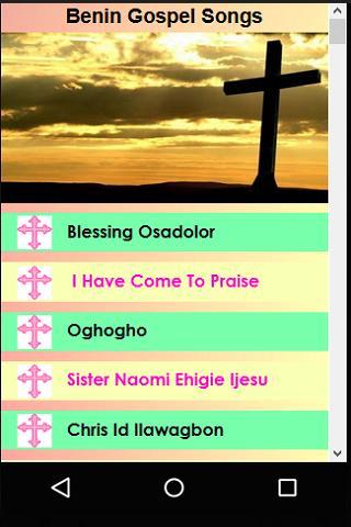Benin Gospel Songs for Android - APK Download