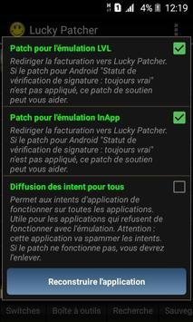 |Lucky Patcher| screenshot 1