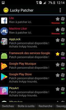 |Lucky Patcher| screenshot 2