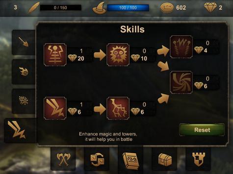 Magic Tower Defense screenshot 2