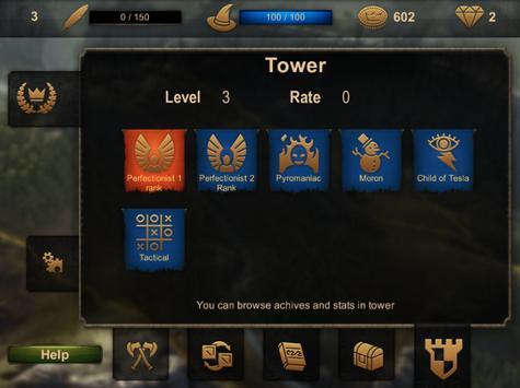 Magic Tower Defense screenshot 3