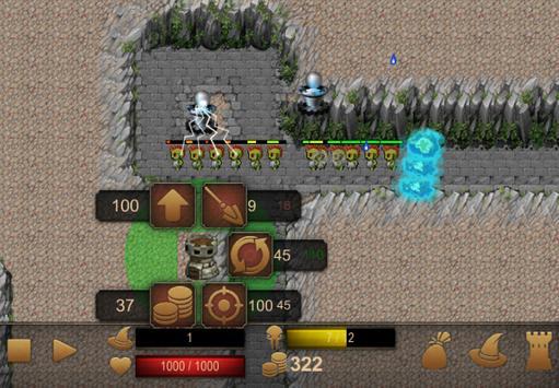 Magic Tower Defense screenshot 7