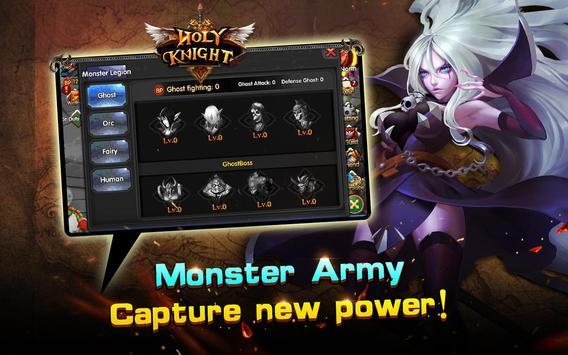 Holy Knight screenshot 2