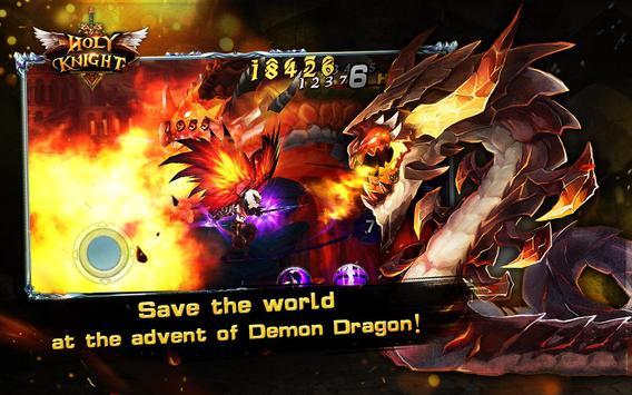 Holy Knight EN apk screenshot