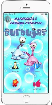 Parque Infantil BURBUJAS poster