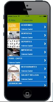 Valencia en tu Bolsillo screenshot 1
