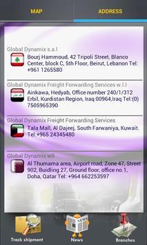 Gdynamix Trax apk screenshot