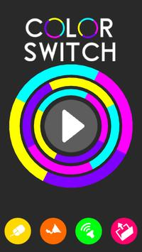 Color Switch Project poster