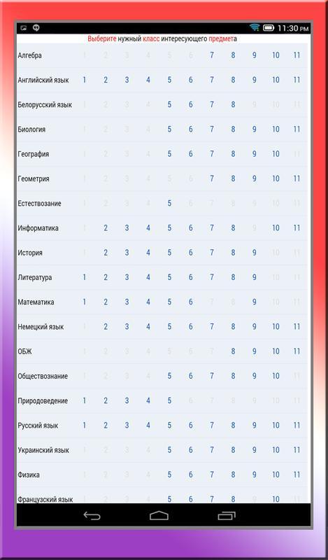 Белорусские решебник по алгебре 8 класса мерзляк 2016 — img 10