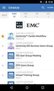 GE Healthcare User Conference apk screenshot