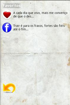Quotes to Share in Portuguese screenshot 19