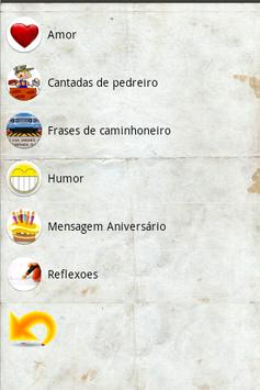 Quotes to Share in Portuguese screenshot 1
