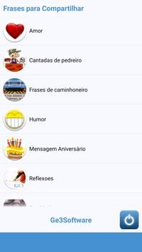 Phrases to Share in Portuguese screenshot 7