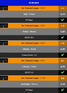 Betting Tips screenshot 17