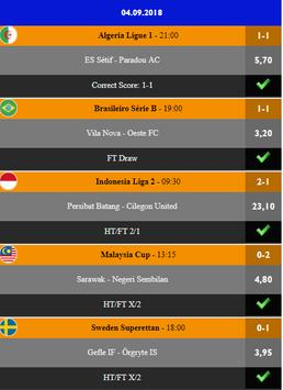 Betting Tips screenshot 2