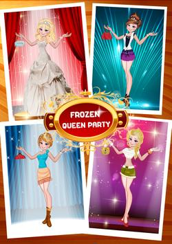 Frozen Queen apk screenshot