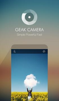 GEAK Camera poster