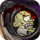 Zombie Hunting 3DHorror Sniper icon