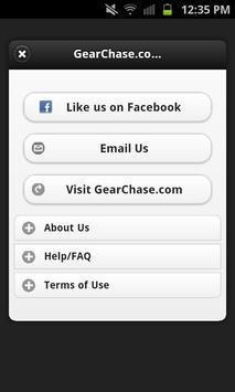GearChase apk screenshot