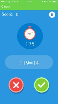 Math Master apk screenshot