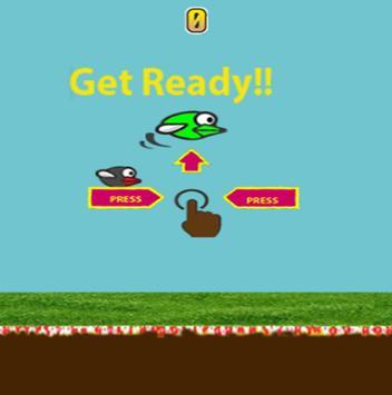 Gear Flappy Bird poster