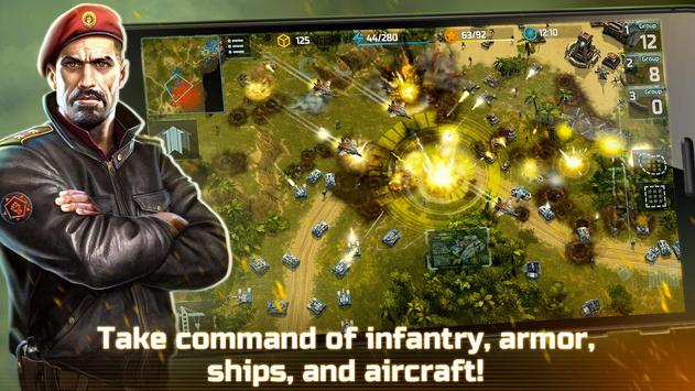 Poster Art Of War 3: RTS Gioco di Strategia in Tempo Real