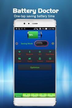 Battery Saver - Fast Charger screenshot 3
