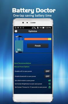 Battery Saver - Fast Charger screenshot 1