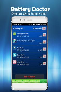 Battery Saver - Fast Charger screenshot 5