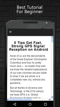 Gps Booster Tips for Android - APK Download