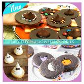 Easy DIY Halloween Cookies icon
