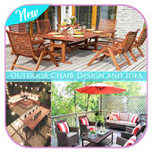 Outdoor Chair Design and Idea icon