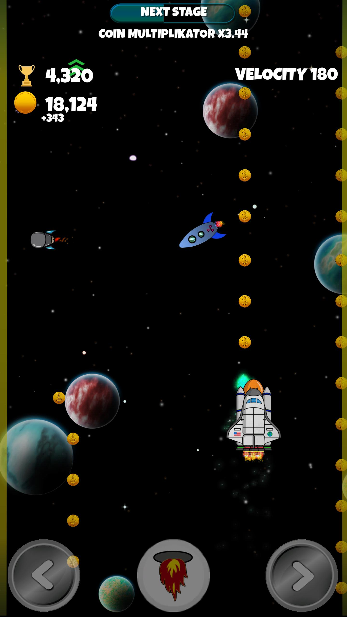 Into Space Race for Android - APK Download