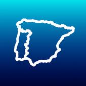 Aqua Map Iberia - Marine GPS icon